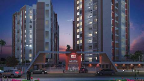 622 sqft, 2 bhk Apartment in Legacy Twin Arcs Tathawade, Pune at Rs. 54.2400 Lacs