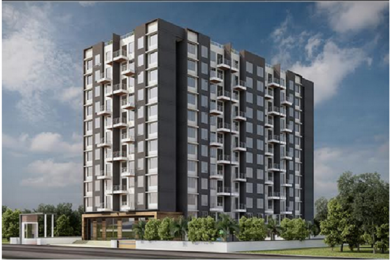 719 sqft, 2 bhk Apartment in Legacy Urbania Tathawade, Pune at Rs. 48.0100 Lacs