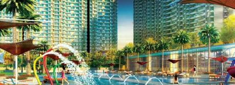 1033 sqft, 2 bhk Apartment in Ajnara Olive Greens Knowledge Park V, Greater Noida at Rs. 34.9800 Lacs