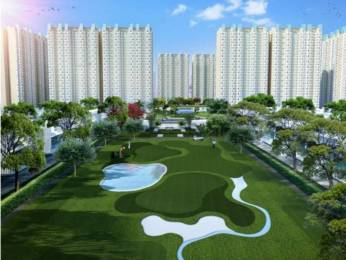 1033 sqft, 2 bhk Apartment in Ajnara Olive Greens Knowledge Park V, Greater Noida at Rs. 35.6400 Lacs
