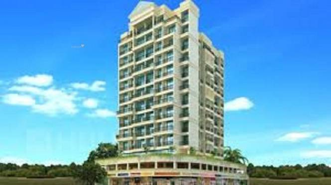 675 sqft, 1 bhk Apartment in Gami Trixie Ulwe, Mumbai at Rs. 9000