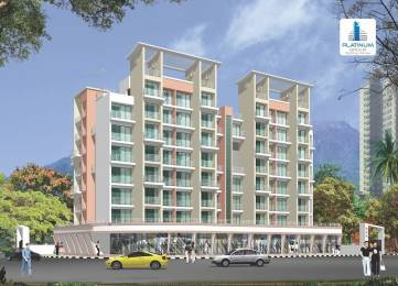 650 sqft, 1 bhk Apartment in Platinum Sai Drushti Sector 17 Ulwe, Mumbai at Rs. 45.0000 Lacs
