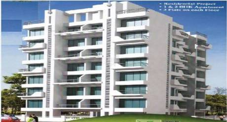 1140 sqft, 2 bhk Apartment in V G Developers VG Sai Shraddha Sector 17 Ulwe, Mumbai at Rs. 85.0000 Lacs