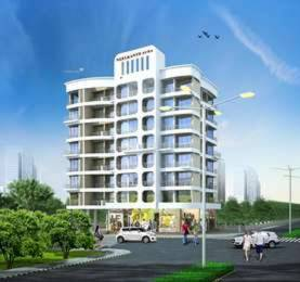 1025 sqft, 2 bhk Apartment in Neelkanth Aura Sector 23 Ulwe, Mumbai at Rs. 76.0000 Lacs