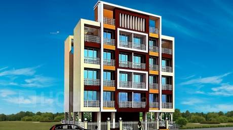 665 sqft, 1 bhk Apartment in R V Om Sai Residency Ulwe, Mumbai at Rs. 42.0000 Lacs