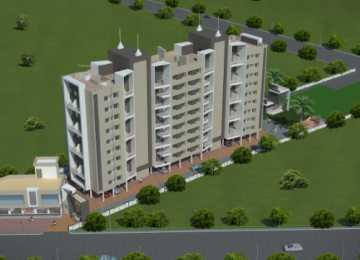 930 sqft, 2 bhk Apartment in Satyam Oak Vista Hadapsar, Pune at Rs. 56.0000 Lacs