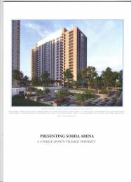 1100 sqft, 3 bhk Apartment in Builder Shoba apartment Banashankari, Bangalore at Rs. 1.2000 Cr