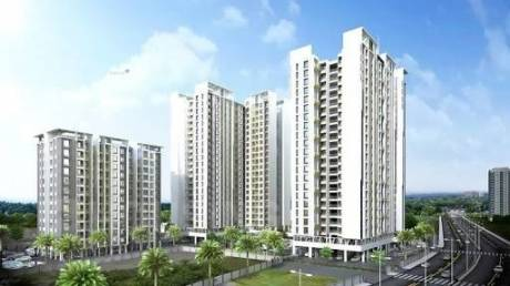 889 sqft, 2 bhk Apartment in TCG The Crown Greens Hinjewadi, Pune at Rs. 50.7600 Lacs