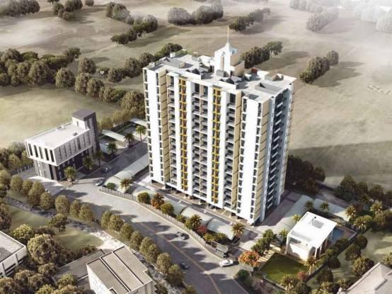 615 sqft, 1 bhk Apartment in Bhandari Vaastu Viva ABCD Wakad, Pune at Rs. 43.5000 Lacs