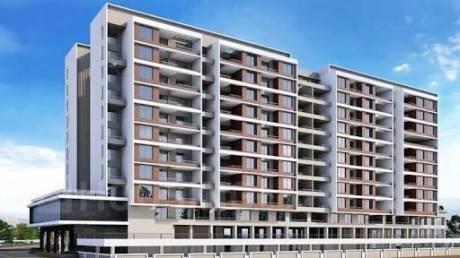 599 sqft, 1 bhk Apartment in Legacy Aura Rahatani, Pune at Rs. 49.5000 Lacs