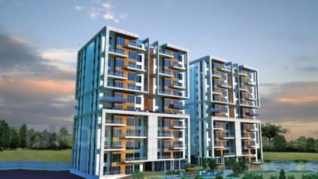 1090 sqft, 2 bhk Apartment in Sheth Tiara Wakad, Pune at Rs. 68.0000 Lacs