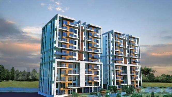 1250 sqft, 2 bhk Apartment in Lodha Gulmohar Park Aundh, Pune at Rs. 28000