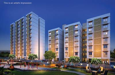 416 sqft, 1 bhk Apartment in Vascon Goodlife Phase A Talegaon Dabhade, Pune at Rs. 21.1800 Lacs