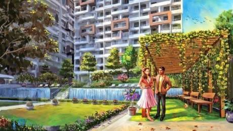 1110 sqft, 2 bhk Apartment in GK Roseland Residency Pimple Saudagar, Pune at Rs. 74.0000 Lacs