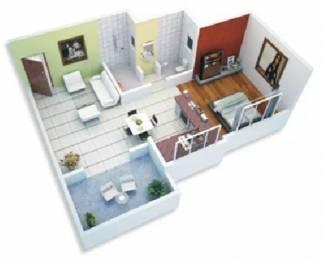702 sqft, 1 bhk Apartment in Sukhwani Callisto Wakad, Pune at Rs. 45.0000 Lacs