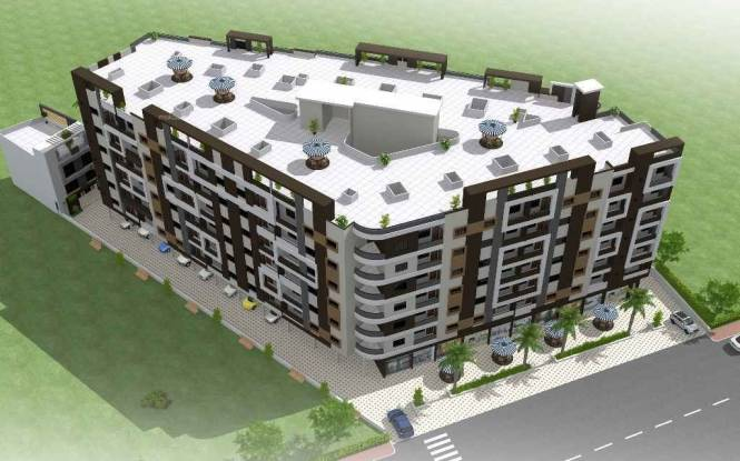 610 sqft, 1 bhk Apartment in Builder Om Raj Avenue Hurawali Road, Gwalior at Rs. 12.8100 Lacs