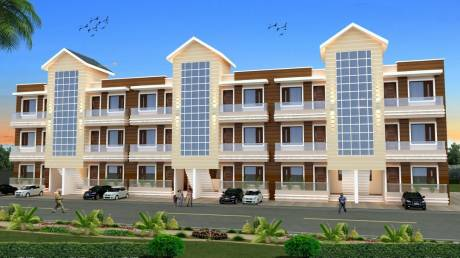 810 sqft, 2 bhk Apartment in Builder trumark homes Sector 124 Mohali, Mohali at Rs. 19.9000 Lacs