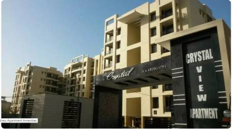 1242 sqft, 2 bhk Apartment in Aarohan Crystal View Apartment Chinhat, Lucknow at Rs. 75.0000 Lacs