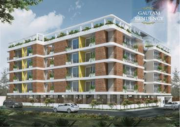 740 sqft, 2 bhk Apartment in Builder Goutam Residency LIG Colony, Indore at Rs. 27.5000 Lacs