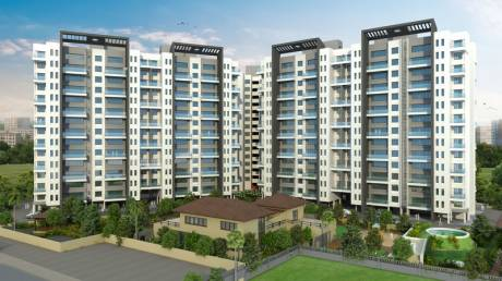 1077 sqft, 3 bhk Apartment in Pethkar Siyona Phase I Tathawade, Pune at Rs. 85.3200 Lacs