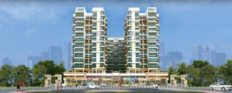 1675 sqft, 3 bhk Apartment in Bhagwati Bay Bliss Ulwe, Mumbai at Rs. 1.4200 Cr