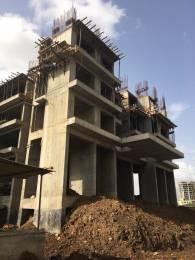 677 sqft, 2 bhk Apartment in Aditya Shanti Luxuria Sil Phata, Mumbai at Rs. 50.0000 Lacs