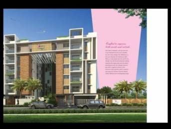 1189 sqft, 2 bhk Apartment in Hallmark Tranquil Manikonda, Hyderabad at Rs. 49.6820 Lacs