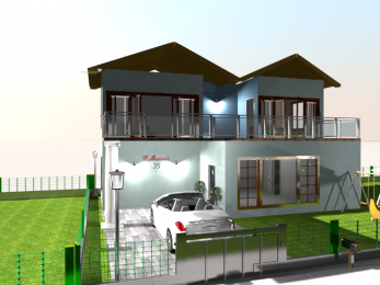1080 sqft, 2 bhk Villa in Green Morya Pali, Raigad at Rs. 27.5400 Lacs