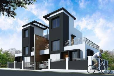 1395 sqft, 3 bhk Villa in Builder Monument Purple Touch Wagholi Road, Pune at Rs. 45.0000 Lacs