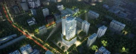 1084 sqft, 2 bhk Apartment in Sheth Beau Pride Bandra West, Mumbai at Rs. 5.0000 Cr