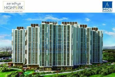 1500 sqft, 3 bhk Apartment in Builder MICL Aaradhya High Park Mira Road Mira Road East, Mumbai at Rs. 1.2900 Cr