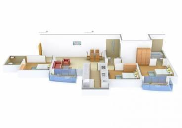 1610 sqft, 3 bhk Apartment in Purva Purva Venezia Yelahanka, Bangalore at Rs. 1.1000 Cr