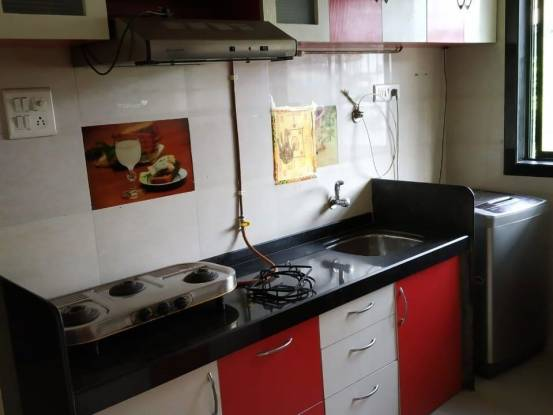 1100 sqft, 2 bhk Apartment in Bhumiraj Meadows Airoli, Mumbai at Rs. 39000