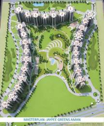 1320 sqft, 3 bhk Apartment in Jaypee Aman Sector 151, Noida at Rs. 43.0000 Lacs