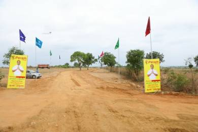 1800 sqft, Plot in Builder peram aditya lahari shadnagar hyderabad Kothur, Hyderabad at Rs. 18.0000 Lacs