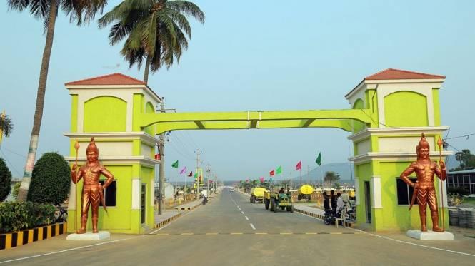 1800 sqft, Plot in Peram Aditya Grand Tagarapuvalasa, Visakhapatnam at Rs. 20.0000 Lacs