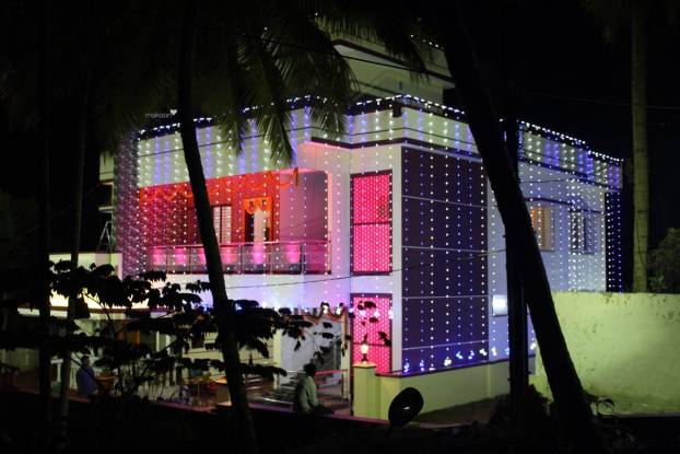 1400 sqft, 3 bhk IndependentHouse in Builder Project Coconut Garden Road, Mangalore at Rs. 18000