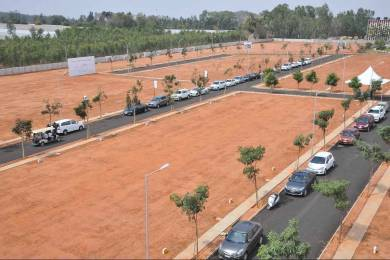 1200 sqft, Plot in PC Amansara Yelahanka, Bangalore at Rs. 52.3428 Lacs