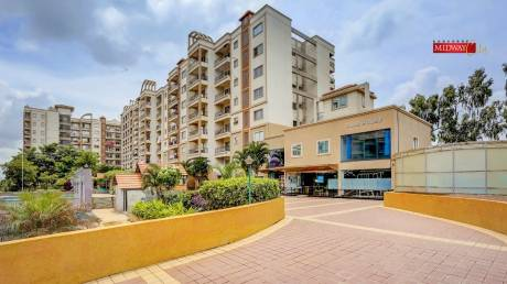 1593 sqft, 2 bhk Apartment in Concorde Midway City Begur, Bangalore at Rs. 87.6000 Lacs