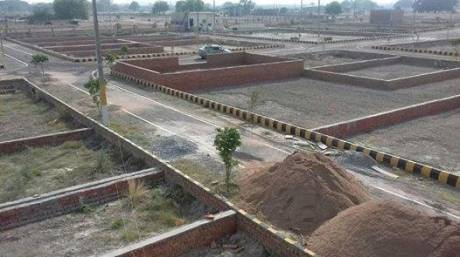 600 sqft, Plot in Builder Project Lucknow Kanpur Highway, Lucknow at Rs. 85000
