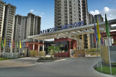1075 sqft, 2 bhk Apartment in Paramount Emotions Sector 1 Noida Extension, Greater Noida at Rs. 32.2393 Lacs