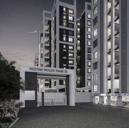 1000 sqft, 2 bhk Apartment in Pristine Prolife III Wakad, Pune at Rs. 63.5000 Lacs