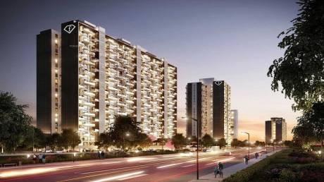 1243 sqft, 2 bhk Apartment in Nahar F Residences Balewadi, Pune at Rs. 98.0000 Lacs