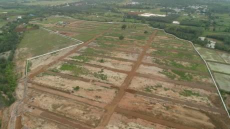 4572 sqft, Plot in Builder Nandanavanam Satvika Duvvada Sabbavaram Road, Visakhapatnam at Rs. 50.8000 Lacs