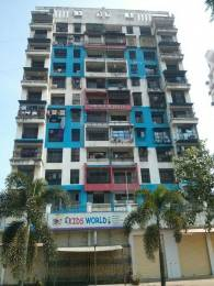 604 sqft, 1 bhk Apartment in Reputed Ambika Heights Seawoods, Mumbai at Rs. 85.0000 Lacs