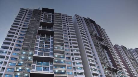 1280 sqft, 2 bhk BuilderFloor in Amanora Park Town Amonara Neo Towers Magarpatta, Pune at Rs. 1.2000 Cr