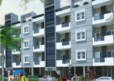 1378 sqft, 3 bhk Apartment in Builder crystal homes Old Ambala Roadm Zirakpur, Chandigarh at Rs. 36.9010 Lacs