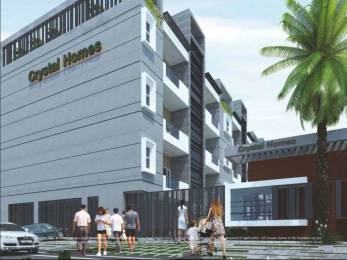 1378 sqft, 3 bhk Apartment in Builder crystal homes Dhakoli Zirakpur, Chandigarh at Rs. 36.8578 Lacs