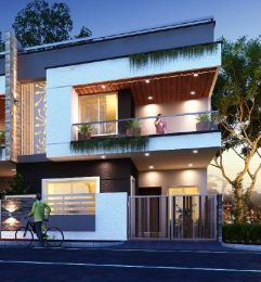 2000 sqft, 3 bhk IndependentHouse in Builder Kanak Avenue MR 11 Indore MR 11, Indore at Rs. 65.0000 Lacs