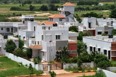 1200 sqft, 2 bhk Villa in Fortune Butterfly City Kadthal, Hyderabad at Rs. 45.0000 Lacs